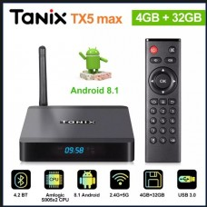 ANDROID SMART TV TX5  MAX