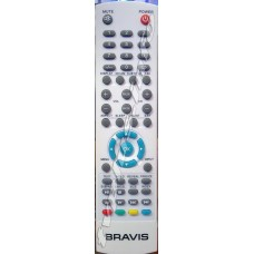 Пульт TV BRAVIS ZSJ-5104 LCD ic